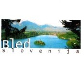 Bled  ( 33  x 14cm )