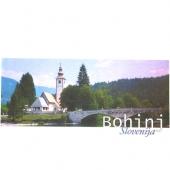 Bohinj  ( 33 x 15  ) cm