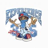 Experience (27,5 x 24, 5 cm.)