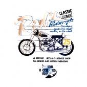 Motor classic ( 20 x 23 cm.)