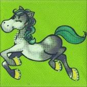 Pony ( 12 x 11 cm ))