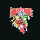 PoweRangers  ( 25 x 28,5 ) cm