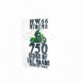 Riders legend 750 ( 17 x 24,5 cm.)