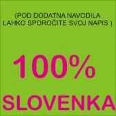 100 %1 ( 24 X 11 cm.)