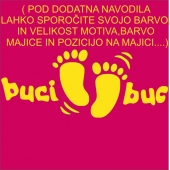 BUCI BUCI  ( 25 x 10 )cm