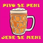 PIVO SE PENI ( 23 X 23 ) CM