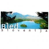 Bled  ( 33 x 14  ) cm